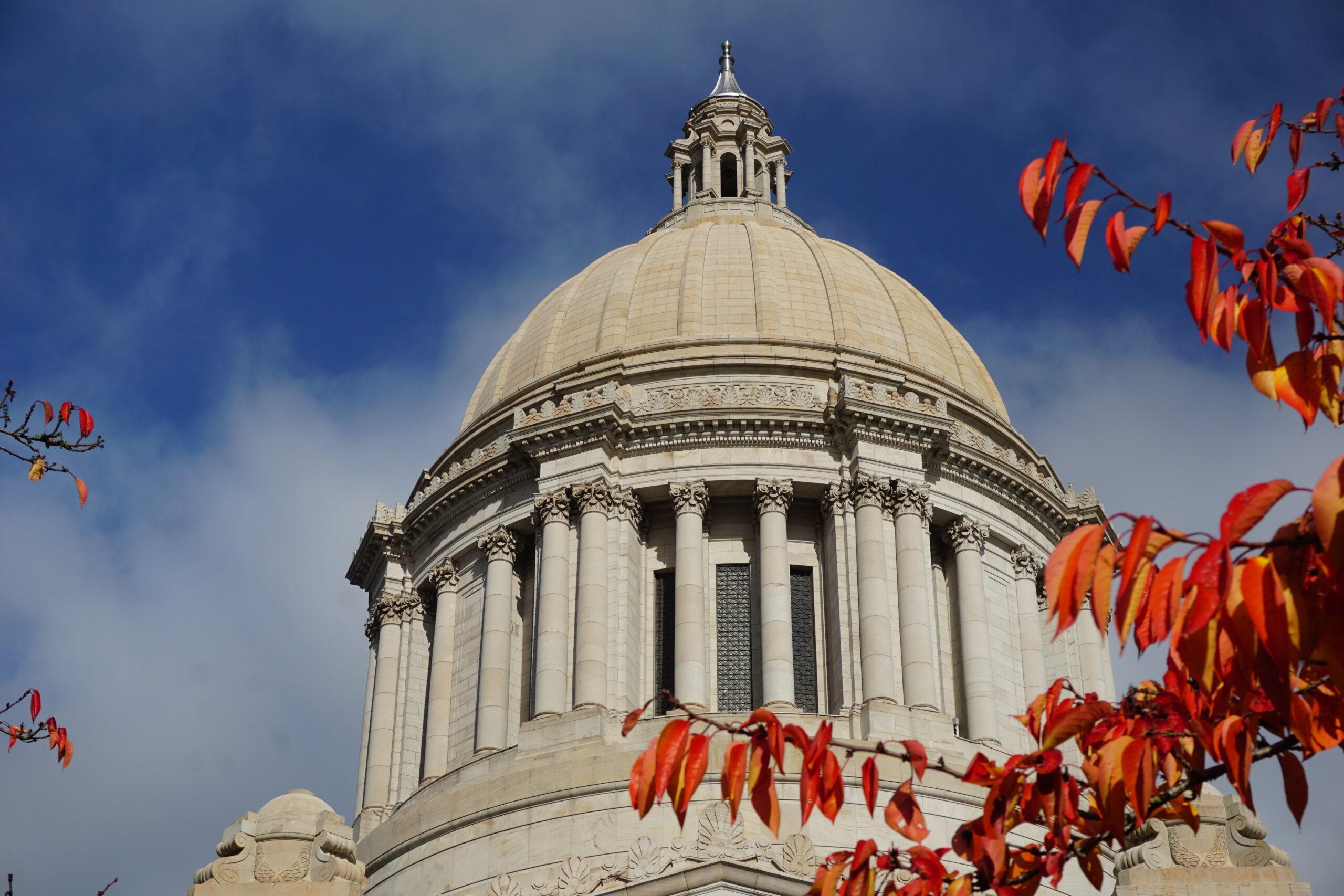 Legislative Building dome