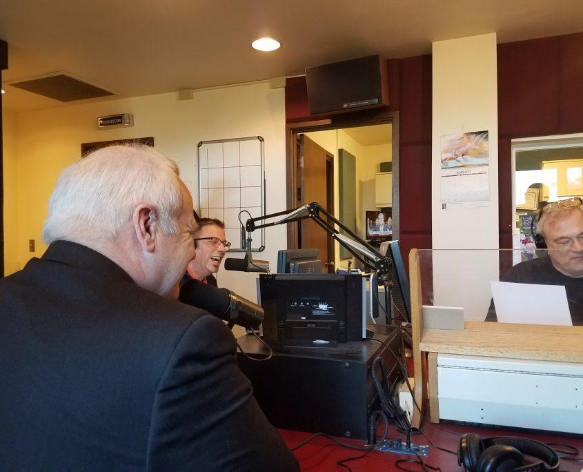 Davidson Talks Debt, In Radio Interview