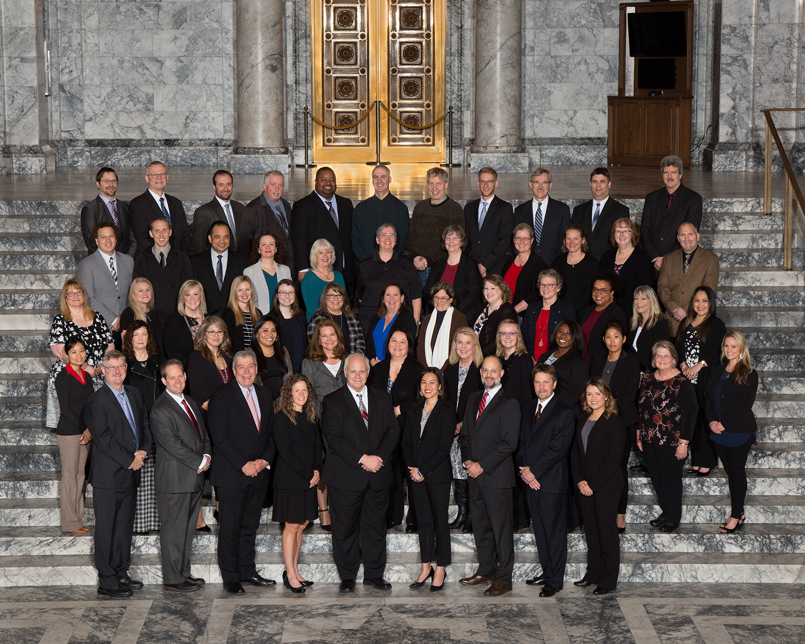 staff photo 2019