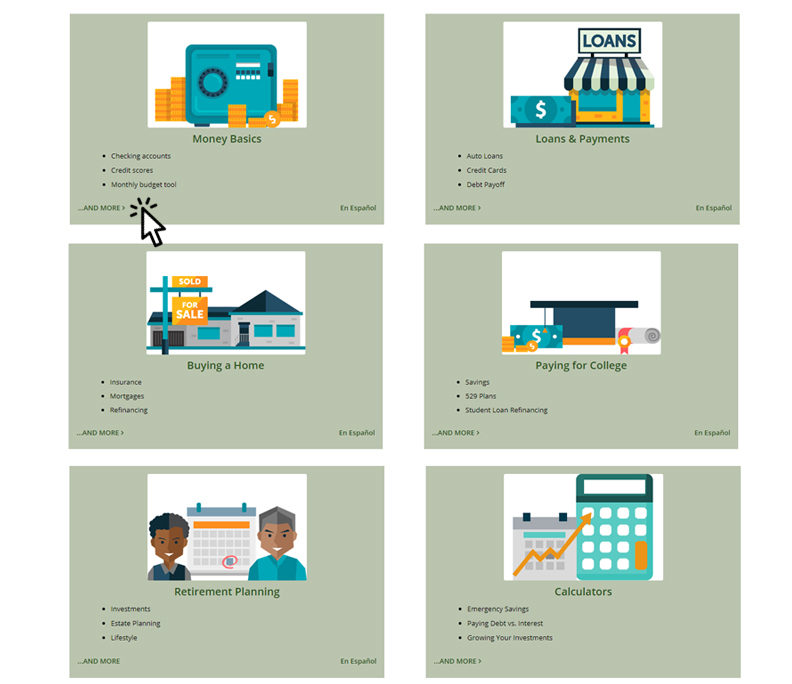 module icons